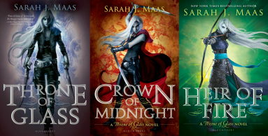 Eagerly waiting for book 4 in this series to arrive at my library.